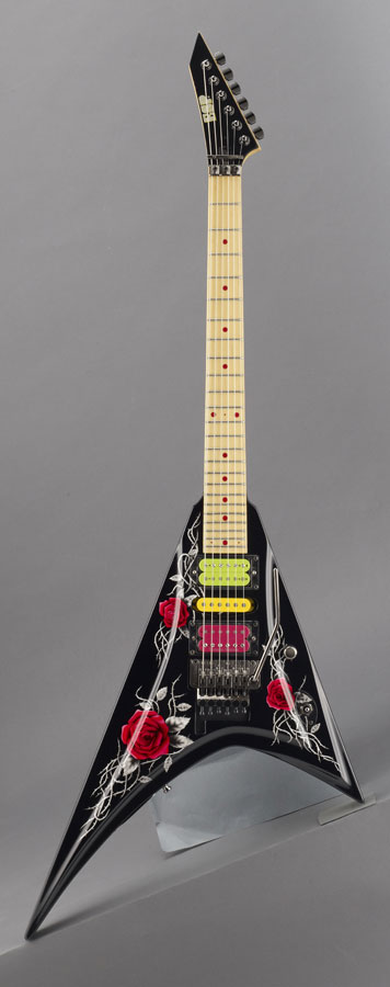 ESP / SEXY FINGER V-III CYCLE Panther Signature Model《受注生産品/納期約6ヶ月》【代金引換不可】