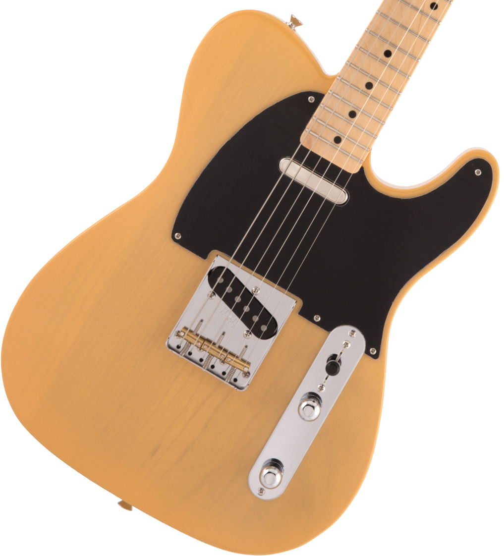 Fender / Made in Japan Heritage 50s Telecaster Maple Fingerboard Butterscotch Blonde 【2020 NEW MODEL】《純正ケーブル&ピック1ダースプレゼント!/+661944400》《超多機能フェンダーアンププレゼント!/+811184700》