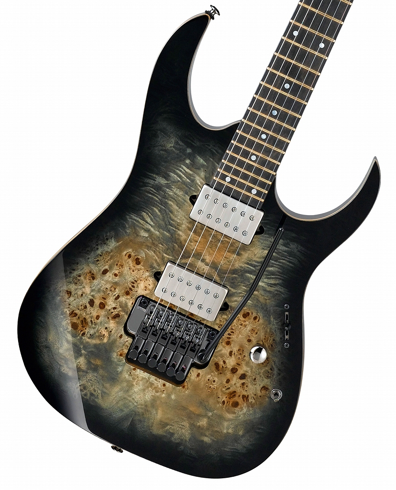 Ibanez / RG1120PBZ-CKB (Charcoal Black Burst) 【SPOTモデル】アイバニーズ エレキギター【RG Premium 2020 New Model】【お取り寄せ商品】