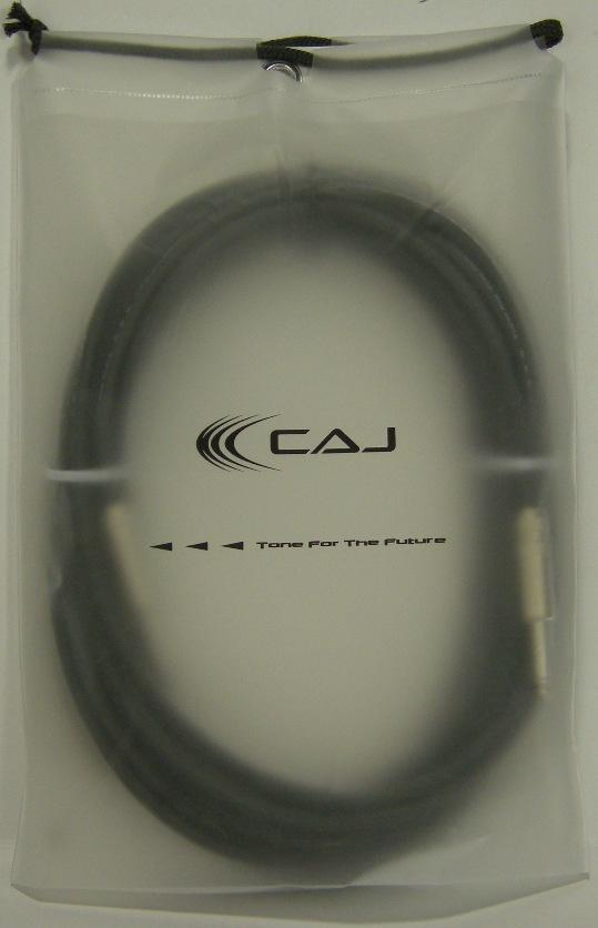 CAJ シーエージェー / Instrument Cable I-I 10m