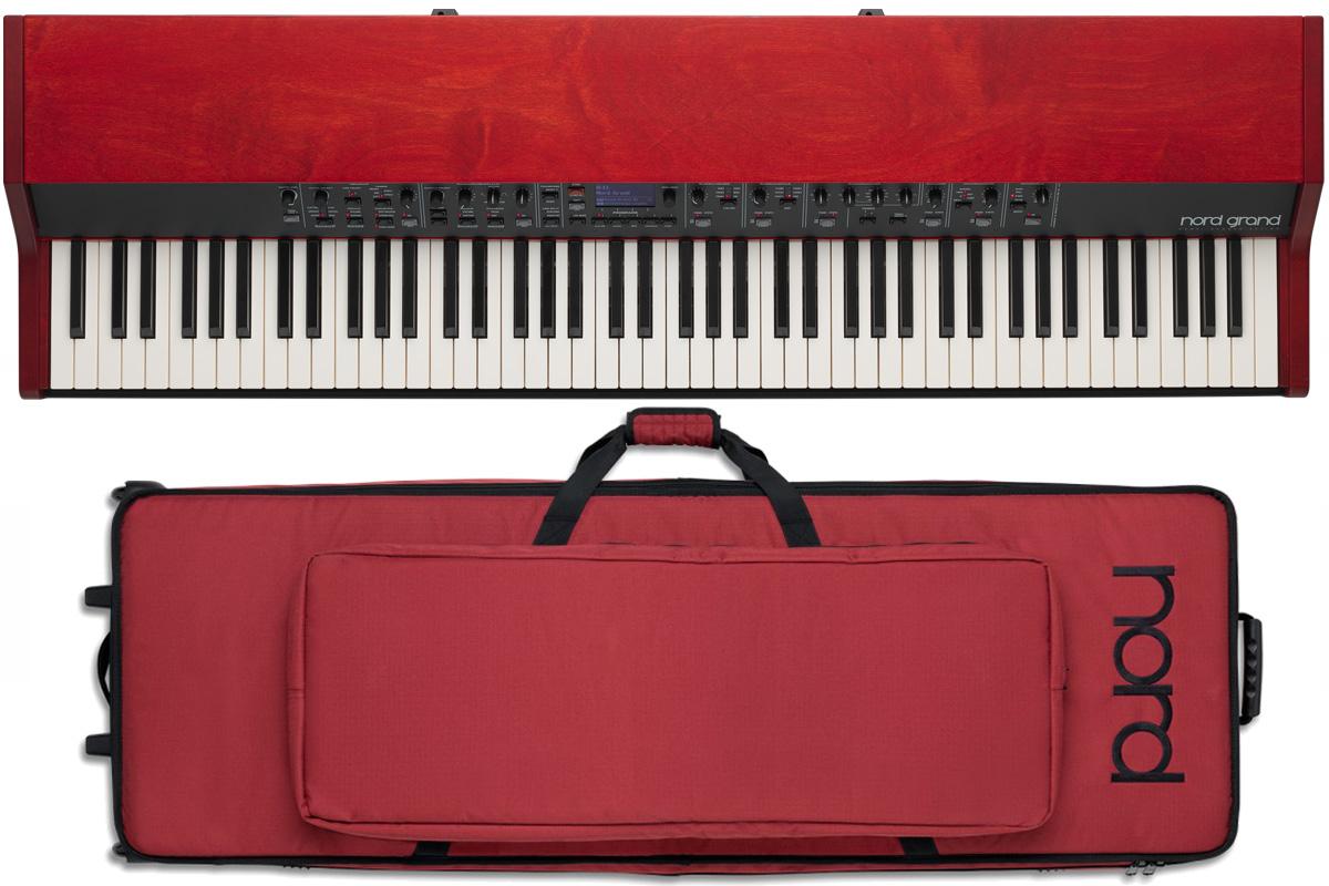 nord ノード / nord grand【専用ソフトケースセット!】ステージピアノ【YRK】