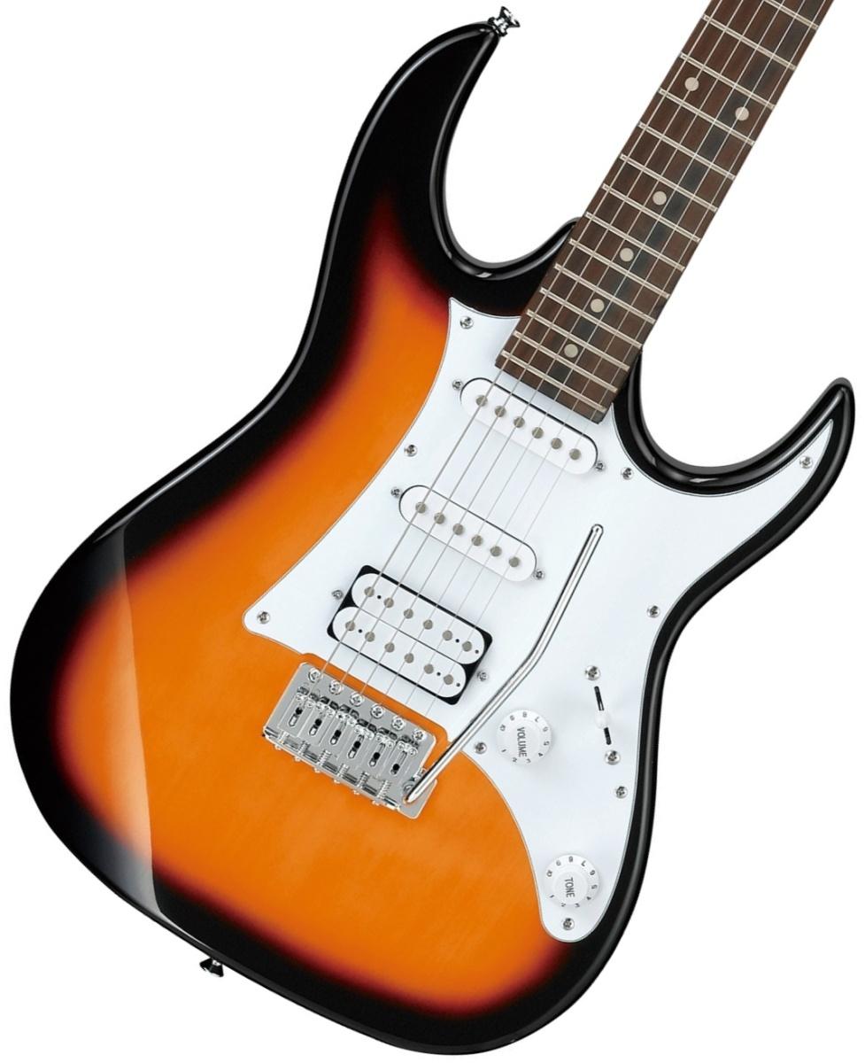 Ibanez アイバニーズ / GRX40 Tri Fade Burst (TFB) エレキギター入門モデル Gioシリーズ