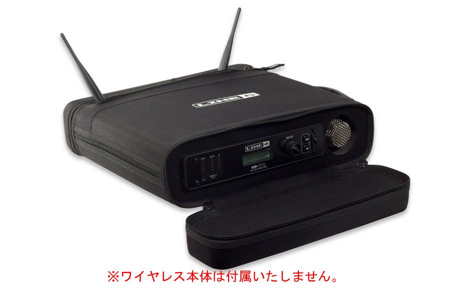 Line6 ラインシックス / V70SC Half-rack System Carry Case XD-V75/55システム用キャリーケース