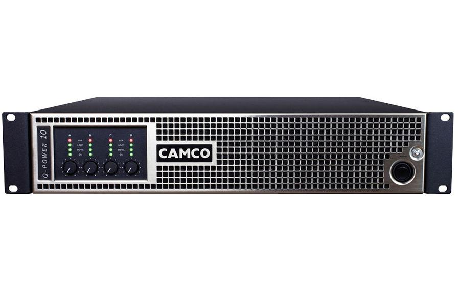 CAMCO キャムコ(カムコ)/ Q-Power 10 4チャンネルパワーアンプ《お取り寄せ商品》