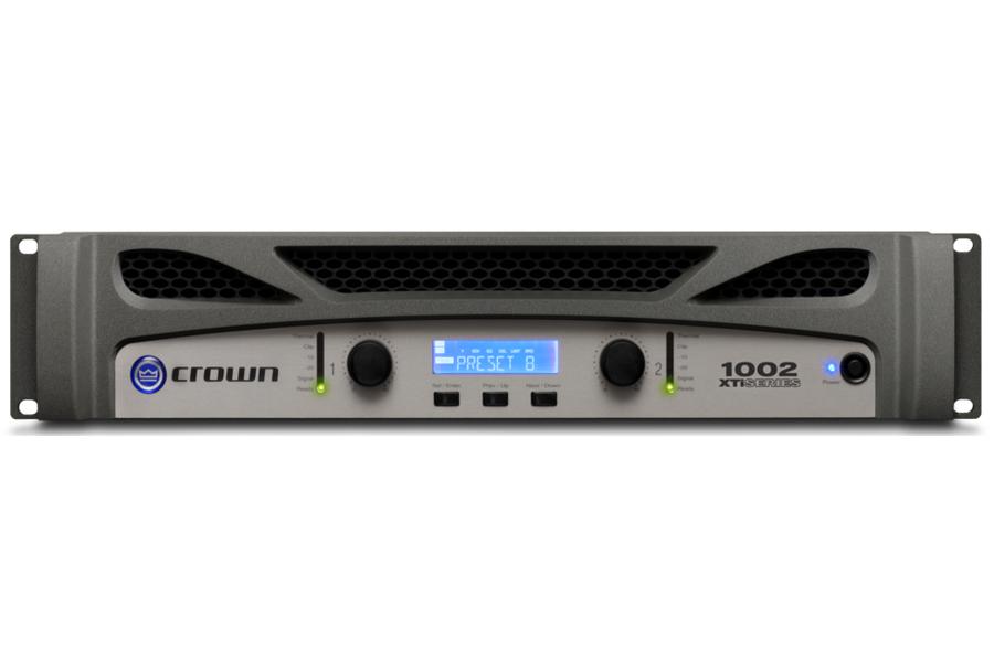 AMCRON アムクロン /XTi1002 パワーアンプ 【国内正規保証3年付】《お取寄せ商品》