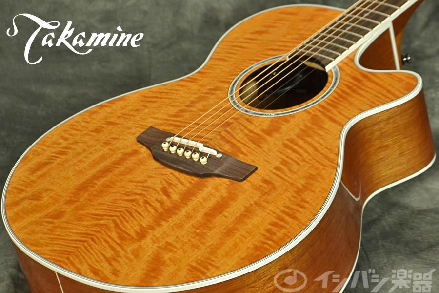 Takamine PTU121C VN タカミネ アコースティックギター エレアコ PTU-121C【お取り寄せ商品】
