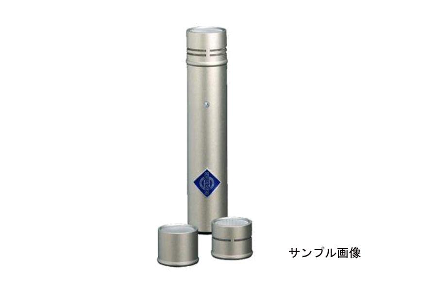 NEUMANN ノイマン / KM 133 D st ミニチュアマイクKK133(無指向性・圧力型トランス)+KM D ステンレス色【国内正規品保証3年付き】《お取り寄せ商品》