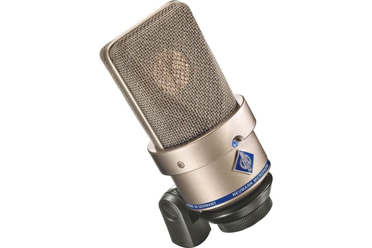 NEUMANN ノイマン / TLM 103 D ラージダイアフラムデジタルマイクロフォン ニッケル色【国内正規品保証3年付き】《お取り寄せ商品》
