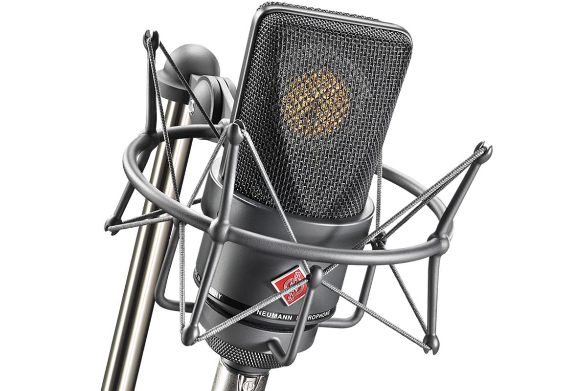 NEUMANN ノイマン / TLM 103 mt Studio set ラージダイヤフラム マイクロフォン【国内正規品保証3年付き】《お取り寄せ商品》