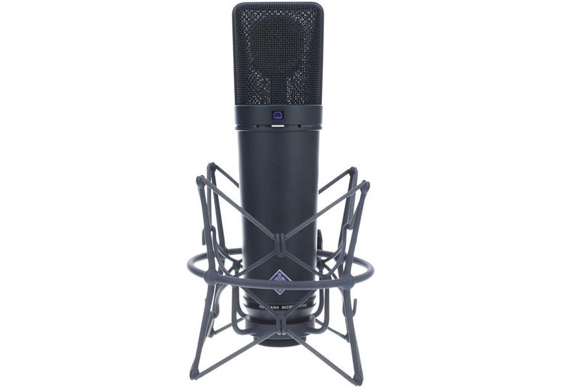 NEUMANN ノイマン / U 87 Ai mt Studio set スタジオマイクロフォン【国内正規品保証3年付き】《お取り寄せ商品》
