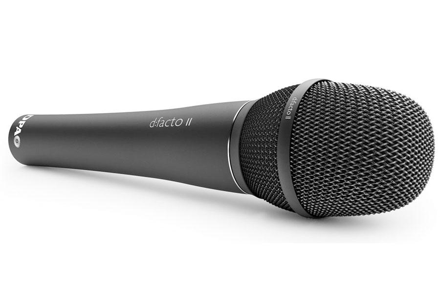 DPA Microphones ディーピーエーマイクロホンズ / FA4018VDPAB ワイヤード・タイプ《お取り寄せ商品》