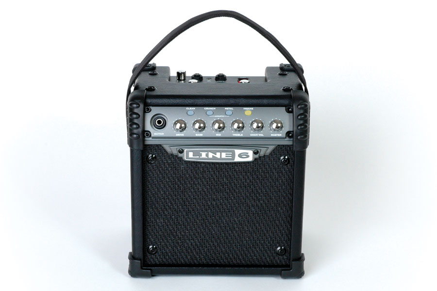 Line6 / Micro Spider ギターアンプ ラインシックス【YRK】【お取り寄せ商品】
