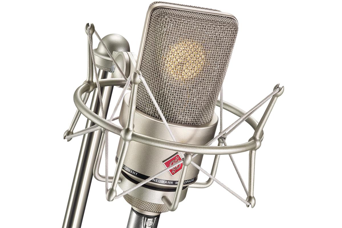 NEUMANN ノイマン / TLM 103 Studio set ラージ ダイヤフラム マイクロ フォン【国内正規品保証3年付き】《お取り寄せ商品》
