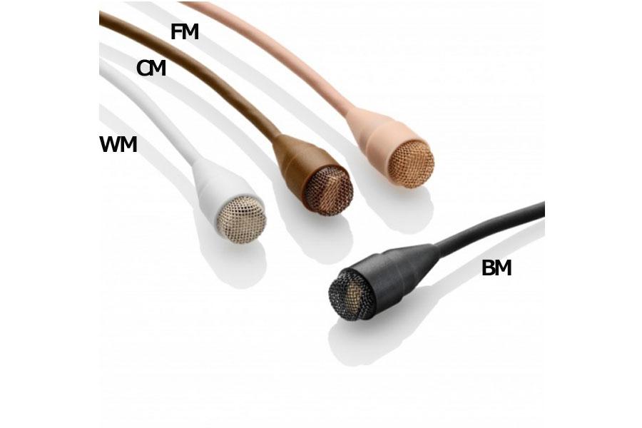 DPA Microphones ディーピーエーマイクロホンズ / SC4061-CM ミニチュアマイクロホン SCシリーズ 低感度(茶)【お取り寄せ商品】