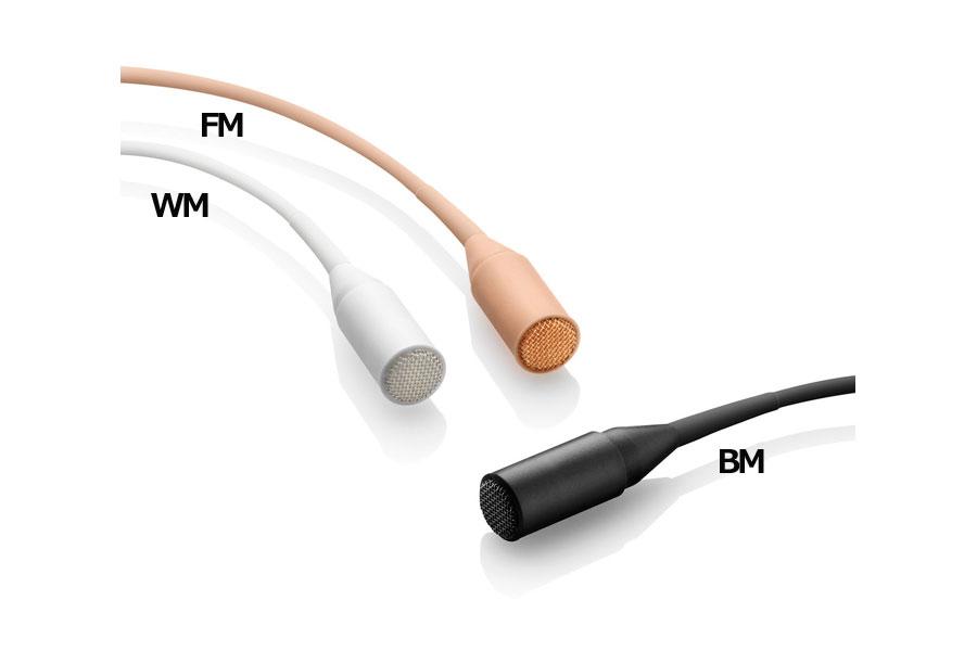 DPA Microphones ディーピーエーマイクロホンズ / SC4071-WM ミニチュアマイクロホン SCシリーズ プレゼンスブースト(白)【お取り寄せ商品】