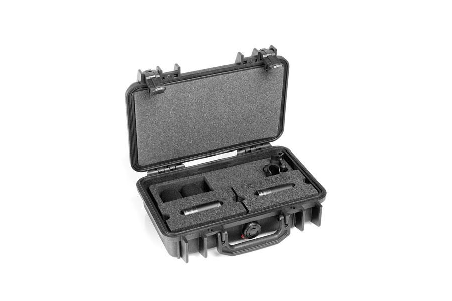 DPA Microphones ディーピーエーマイクロホンズ / ST4015C ワイド単一指向性コンパクトマイクロホン ステレオペア【お取り寄せ商品】