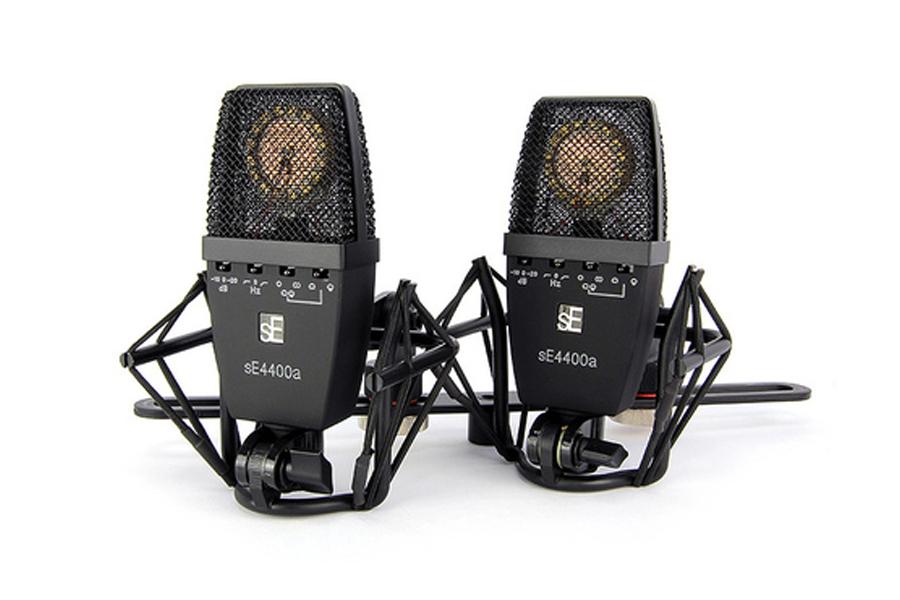 sE Electronics エスイーエレクトロニクス / sE4400a Matched Pair マッチドステレオペアモデル 【お取寄せ商品】