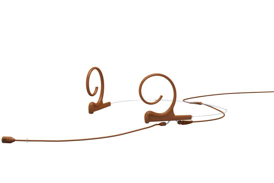 DPA Microphones ディーピーエーマイクロホンズ / FID88C00-2 d:fine 88単一指向性ヘッドセット・マイクロホン ブラウン(茶)【お取り寄せ商品】