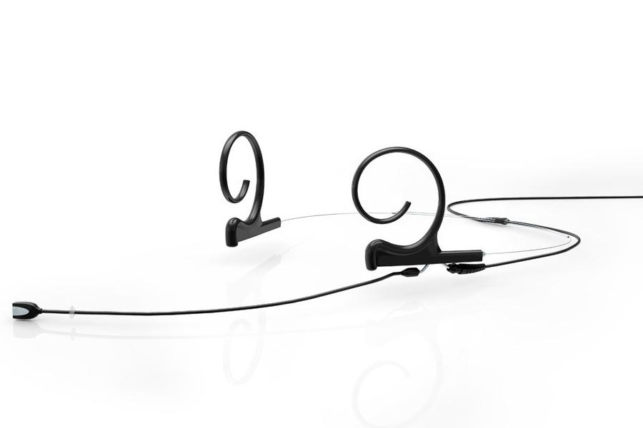 DPA Microphones ディーピーエーマイクロホンズ / FIDB00-2 d:fine 単一指向性ヘッドセット・マイクロホン ブラック(黒)【お取り寄せ商品】