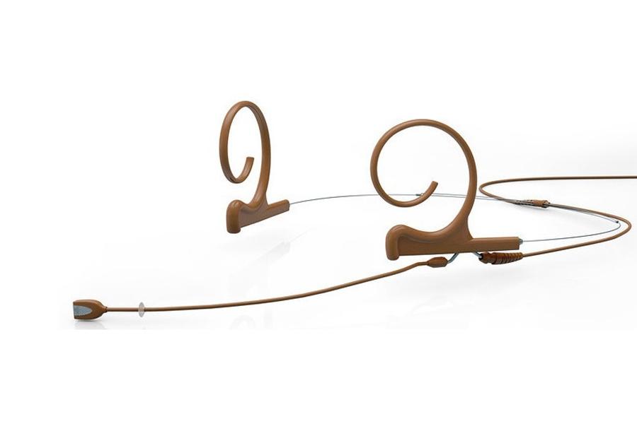 DPA Microphones ディーピーエーマイクロホンズ / FIDC00-M2 d:fine 単一指向性ヘッドセット・マイクロホン ブラウン(茶)【お取り寄せ商品】