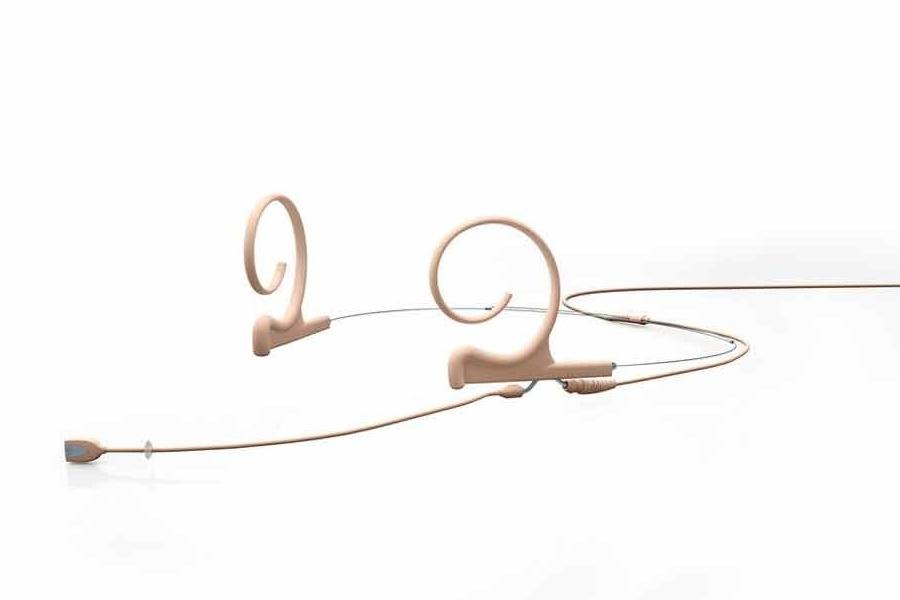 DPA Microphones ディーピーエーマイクロホンズ / FIDC00-2 d:fine 単一指向性ヘッドセット・マイクロホン ベージュ【お取り寄せ商品】