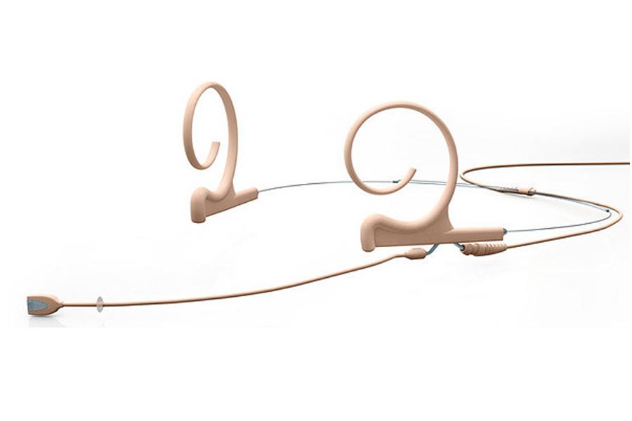 DPA Microphones ディーピーエーマイクロホンズ / FIDF00-M2 d:fine 単一指向性ヘッドセット・マイクロホン ベージュ【お取り寄せ商品】