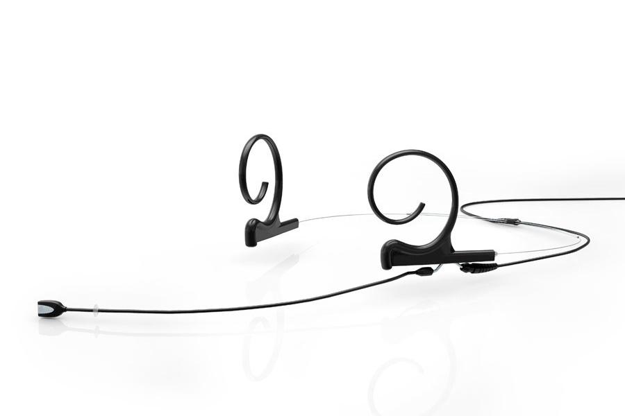 DPA Microphones ディーピーエーマイクロホンズ / FIOB00-2 d:fine 無指向性ヘッドセット・マイクロホン ブラック(黒)【お取り寄せ商品】