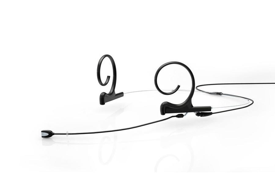 DPA Microphones ディーピーエーマイクロホンズ / FIOB00-M2d:fine 無指向性ヘッドセット・マイクロホン ブラック(黒)【お取り寄せ商品】
