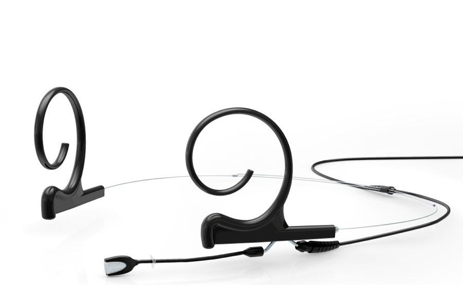DPA Microphones ディーピーエーマイクロホンズ / FIOB00-S2 d:fine ヘッドセット・マイクロホン ショートブラック(黒)【お取り寄せ商品】