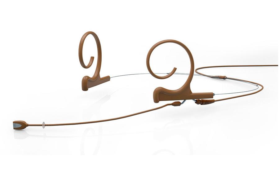 DPA Microphones ディーピーエーマイクロホンズ / FIOC00-M2 d:fine 無指向性ヘッドセット・マイクロホン ブラウン(茶)【お取り寄せ商品】