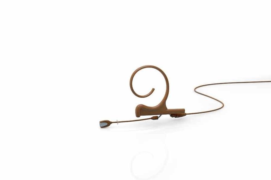 DPA Microphones ディーピーエーマイクロホンズ / FIOC00-S d:fine 無指向性ヘッドセット・マイクロホン ブラウン(茶)【お取り寄せ商品】
