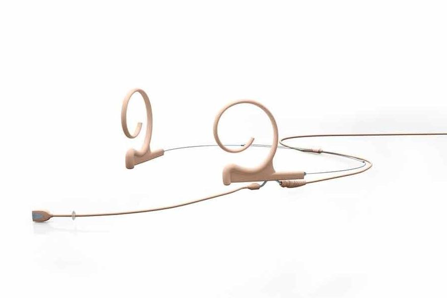DPA Microphones ディーピーエーマイクロホンズ / FIOF00-M2 d:fine 無指向性ヘッドセット・マイクロホン ベージュ【お取り寄せ商品】