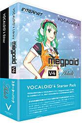 INTERNET インターネット / VOCALOID4 Starter Pack Megpoid V4 Adult(VA4S-MPA01)【WEBSHOP】【091812】