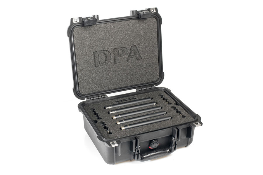 DPA Microphones ディーピーエーマイクロホンズ / 5006-11A (4006A/4011A サラウンドキット)【お取り寄せ商品】