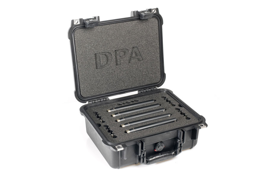 DPA Microphones ディーピーエーマイクロホンズ / 5006A (4006A サラウンドキット)【お取り寄せ商品】