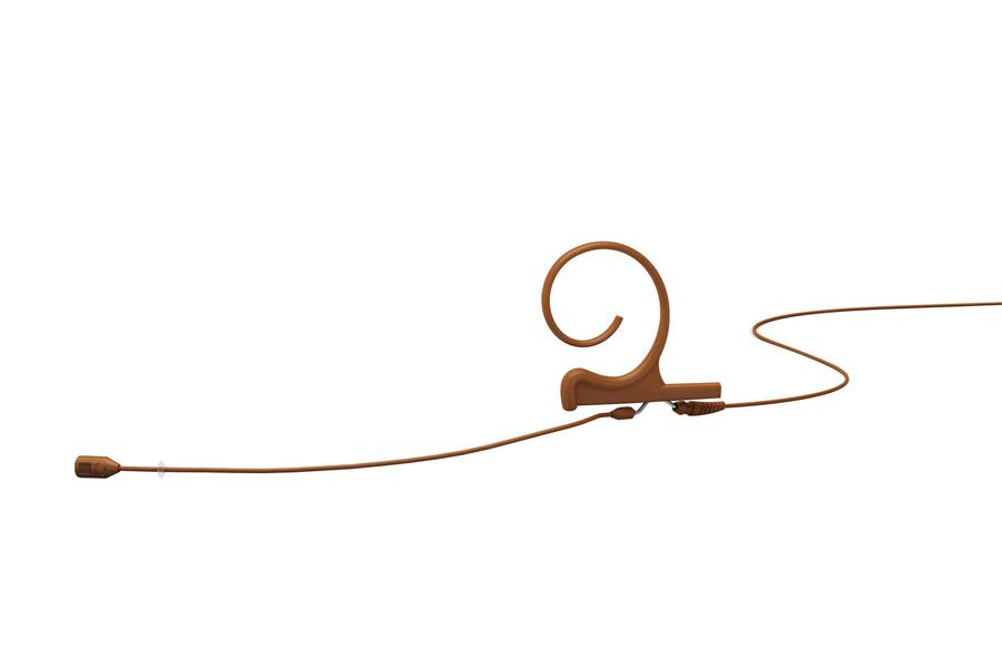 DPA Microphones ディーピーエーマイクロホンズ / FIO66C00-M d:fine66 無指向性ヘッドセット・マイクロホン ブラウン(茶)【お取り寄せ商品】
