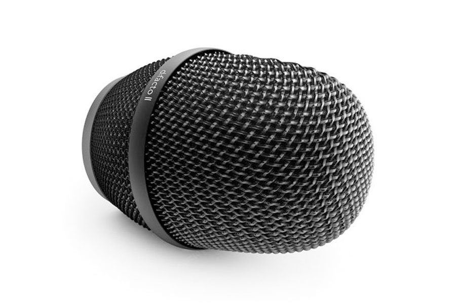 DPA Microphones ディーピーエーマイクロホンズ / DUA0710 (d:facto II ボーカルマイクロホン用グリッドアッセンブリー)【お取り寄せ商品】