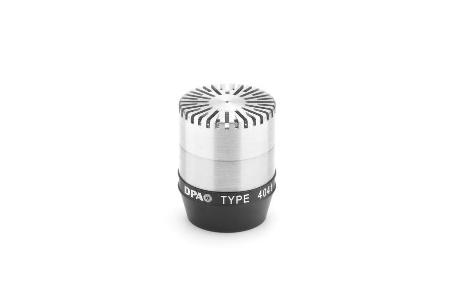 DPA Microphones ディーピーエーマイクロホンズ / MMC4041 (24mm カートリッジ 無指向性マイクカプセル)【お取り寄せ商品】