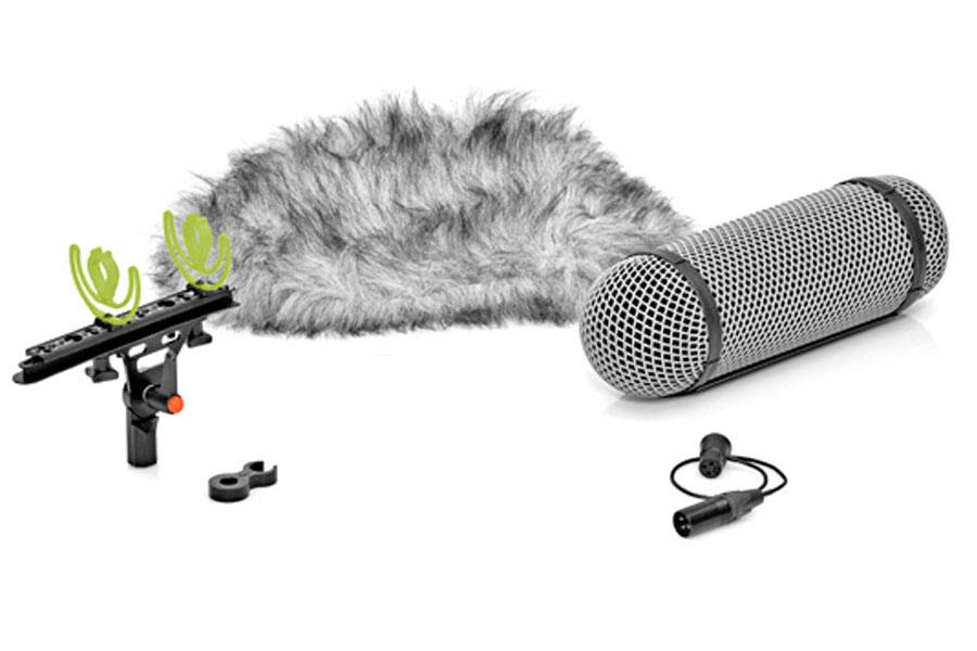 DPA Microphones ディーピーエーマイクロホンズ / RWK4017B (4017B用ライコート社製ウインドシールドキット)【お取り寄せ商品】