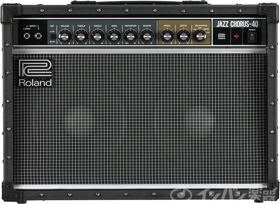 Roland / JC-40 Jazz Chorus ローランド ギターアンプ ジャズコーラス 【限定特価】【YRK】