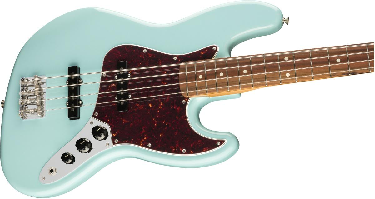 タイムセール 31日12時まで FenderVintera 60s Jazz Bass Pau Ferro FingerXZwOkPiuTl