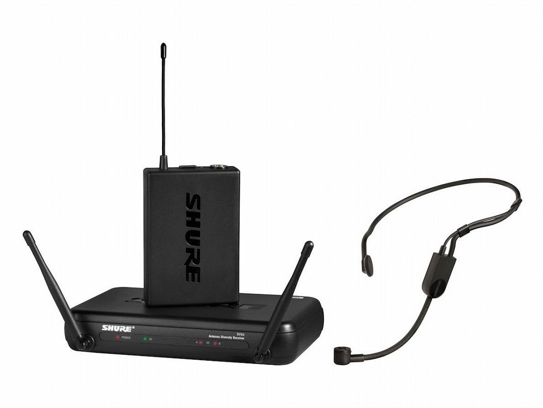 Shure シュアー / SVX14/PGA31 SVXボディーパック・ワイヤレスシステム【お取り寄せ商品】
