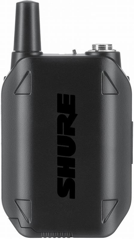 Shure シュアー / GLXD1 ボディーパック型送信機【お取り寄せ商品】