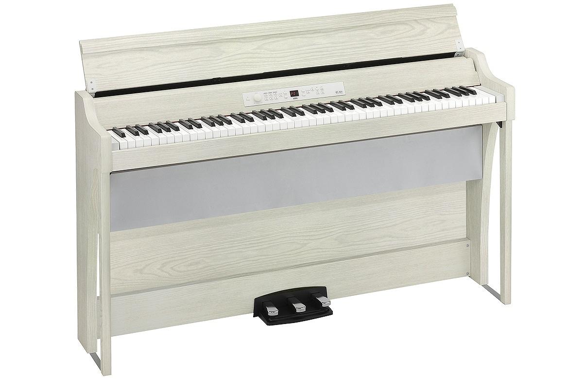 KORG コルグ / G1B AIR WHASH (ホワイト・アッシュ) 電子ピアノ【PNG】 《予約注文/納期未定》