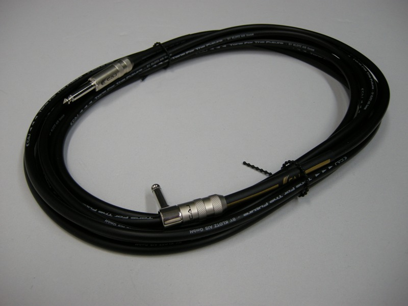 CUSTOM AUDIO JAPAN (CAJ) / Master's Choise Guitar Cable 5M I-L 楽器用ケーブル シーエージェイ