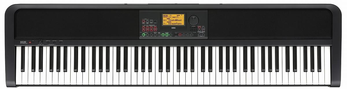 お得クーポン発行中 弾くことが楽しい 自動伴奏付きホーム ピアノ 在庫あり KORG 新品■送料無料■ デジタル アンサンブル XE20 コルグ YRK