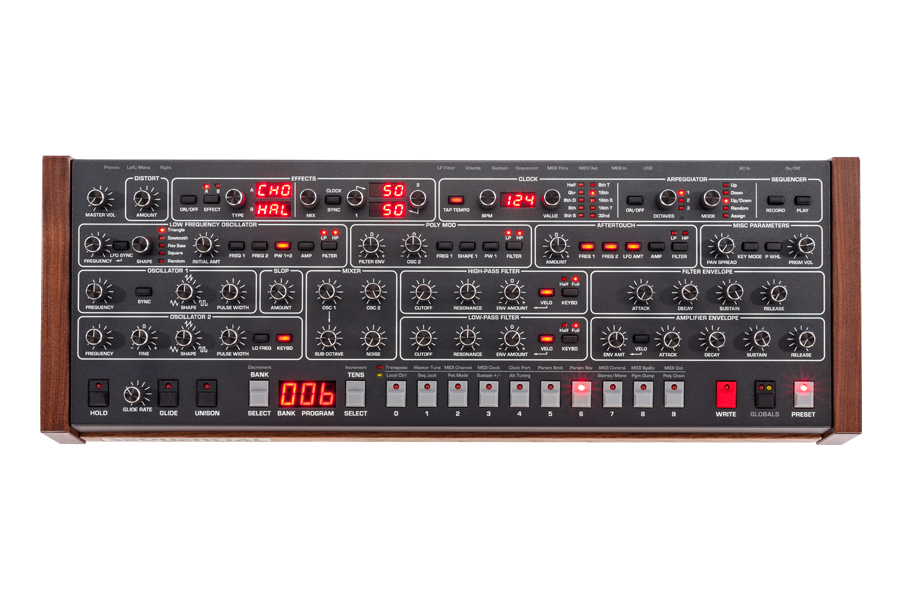 Dave Smith デイブスミス / PROPHET-6 MODULE アナログシンセ 音源モジュール【お取り寄せ商品】