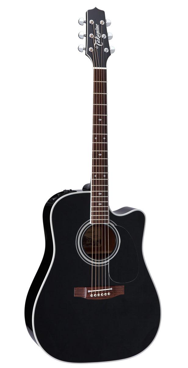 【新品】 Takamine EF341SC BL タカミネ アコースティックギター エレアコ EF-341SC 【ハードケースつき!】【お取り寄せ商品】