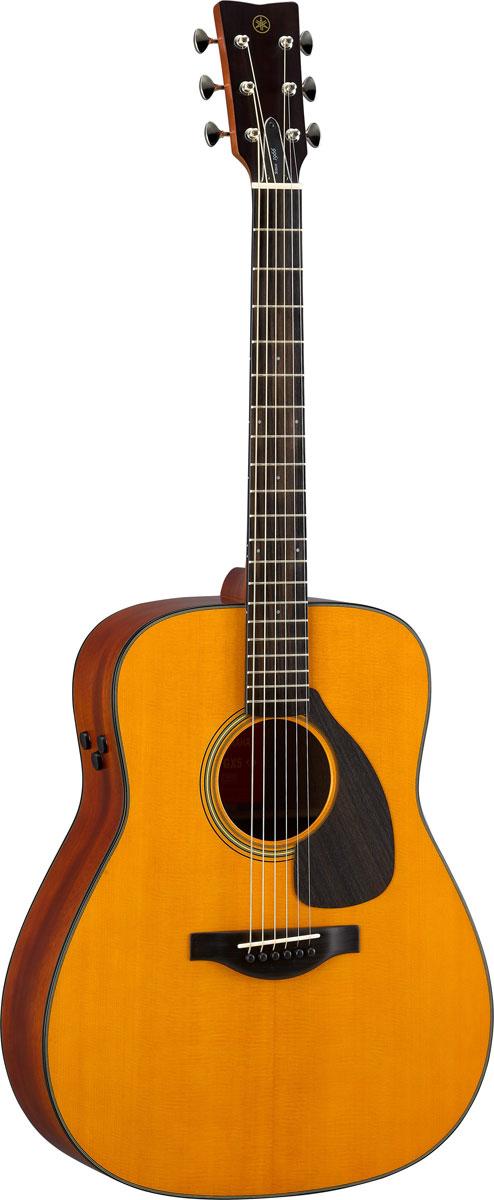 新開発ピックアップシステムを搭載したアコースティックギター 正規店 在庫有り YAMAHA FGX5 ビンテージナチュラル VN 《カミナリケーブルプレゼント +4562317460077》《メンテナンスツールプレゼント +2308111820004》 ヤマハ Red FGX-5 アコースティックギター 本物◆ YRK エレアコ FG アコギ Label