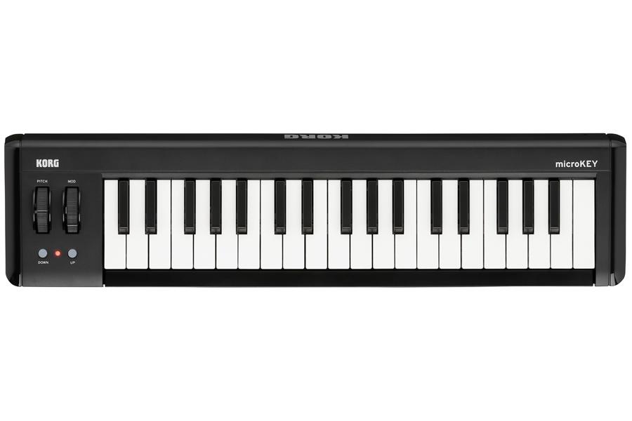 KORG コルグ / MICROKEY2-37 MIDIキーボード【YRK】